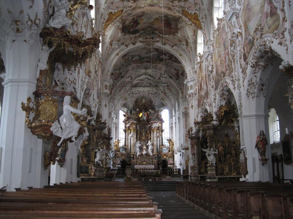 Indrukmakende kerken